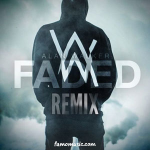 remix alan walker faded