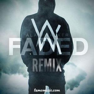 remix alan walker faded