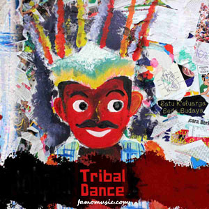 music tribal dance