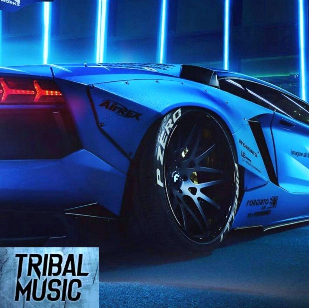 tribal music bass