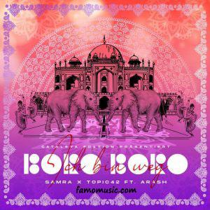 music arash samra topic42 ich bin weg boro boro